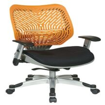 Office Star 86-M35C625R REVV Series - Self Adjusting SpaceFlex Back Chair