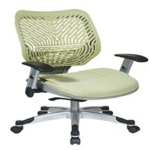 Office Star 86-M66C625R REVV Series - Self Adjusting SpaceFlex Back Chair