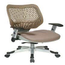 Office Star 86-M88C625R REVV Series - Self Adjusting SpaceFlex Back Chair