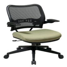 Office Star Deluxe Dark AirGrid Back Chair